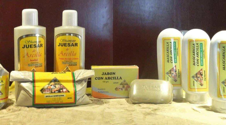La Arcilla Juesar es un producto totalmente natural y apropiado a para tu cuerpo