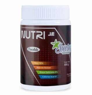 Suplemento multivitamínico Nutri J.E. de Chocolate
