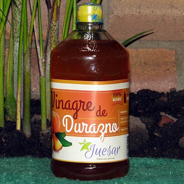 Vinagre de Durazno