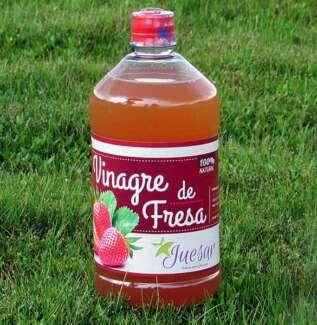 Vinagre de Fresa
