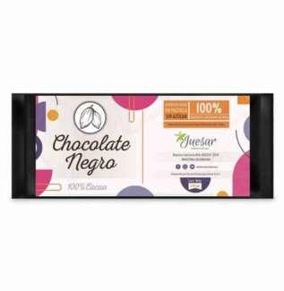 Chocolate negro pasta
