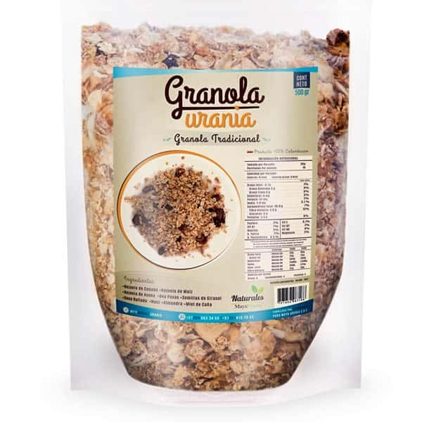 Granola natural