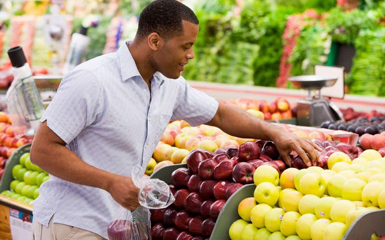 El equilibrio perfecto a través de la selección de los alimentos