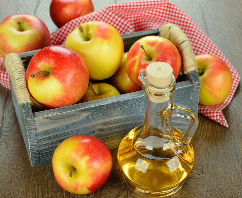 5 razones para amar el Vinagre de Manzana