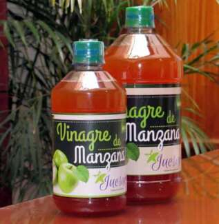 Vinagre de Manzana 500 cc
