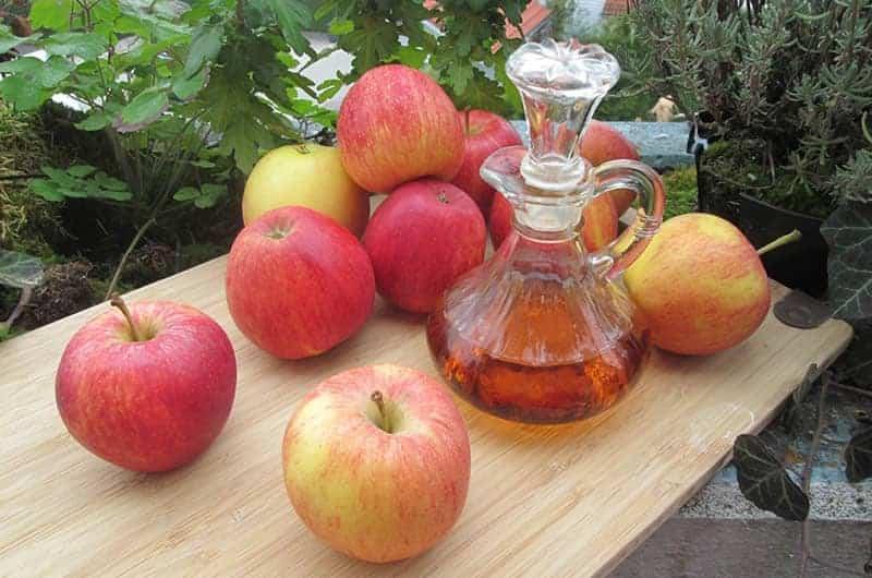 Propiedades curativas del Vinagre de Manzana