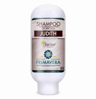 shampoo de arcilla primavera