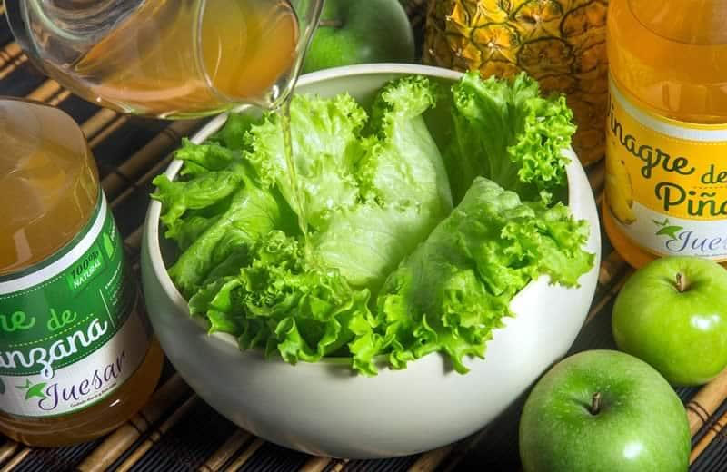 Vinagre para perder peso - ¿esta dieta realmente funciona?
