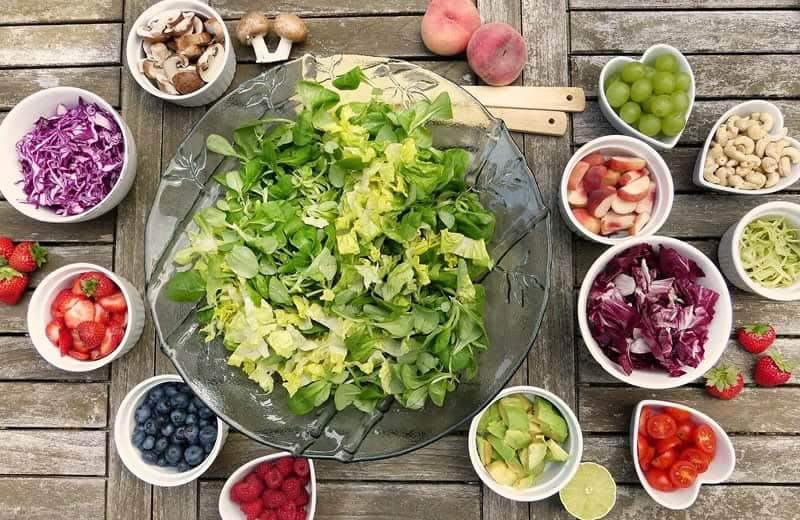 Vitaminas y minerales esenciales para el ejercicio