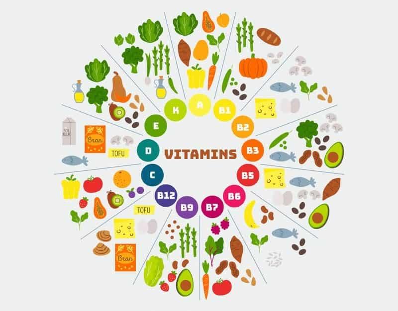 Vitaminas y Minerales para adultos
