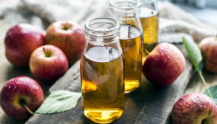 propiedades antibacterianas del vinagre