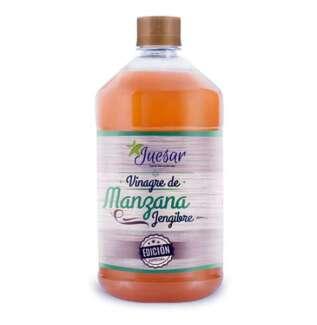Vinagre de Manzana con Jengibre