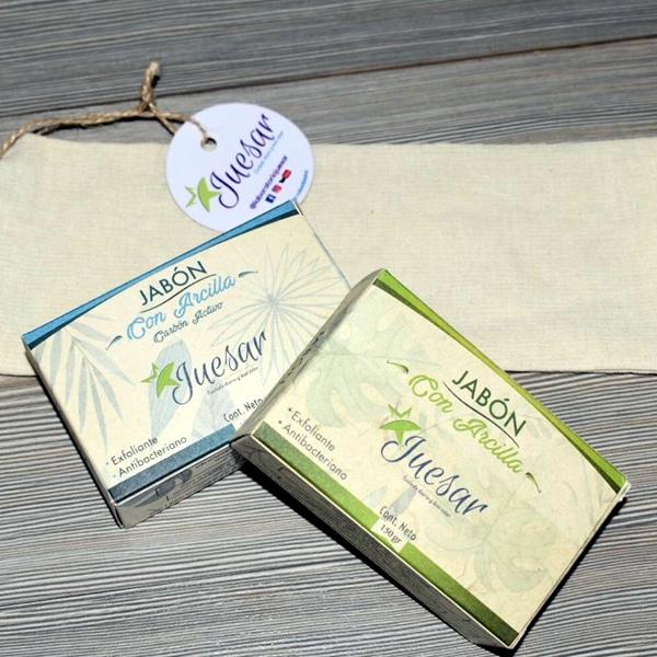 Dúo pack jabón (tradicional - carbon activo)